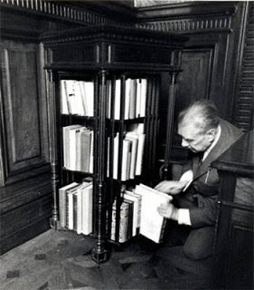 Jorge Luis Borges por Sara Facio