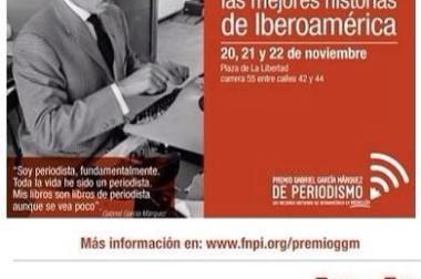 Medellín se prepara para el #PremioGGM