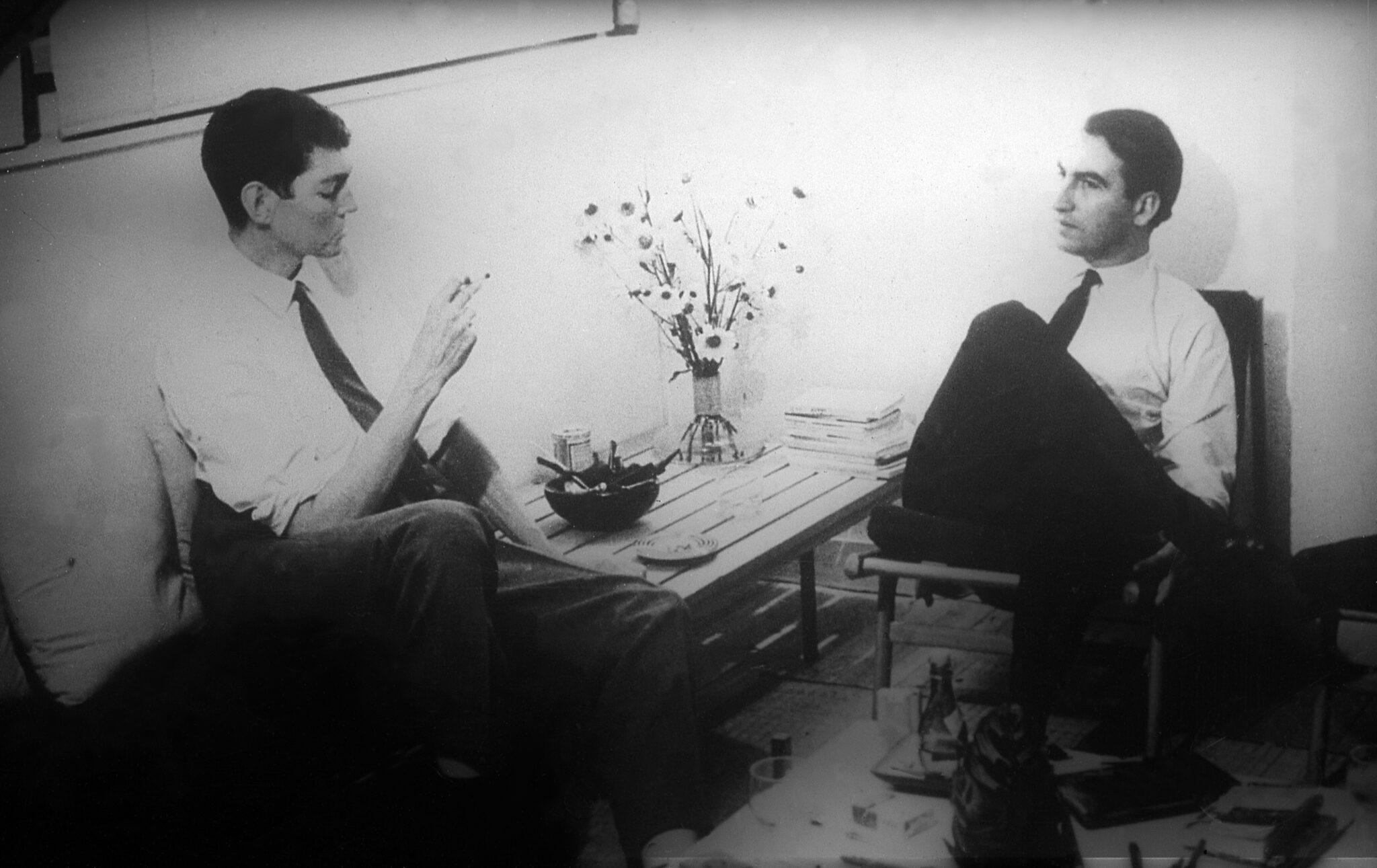 ENTREVISTA A CORTAZAR 1964