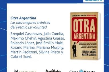 Ya está en las librerías «Otra Argentina»