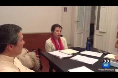 Un vistazo al taller de Betina González