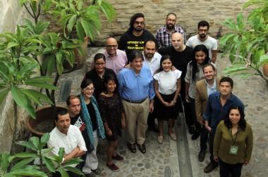 Ya está en marcha II Taller de libros periodísticos en Oaxaca