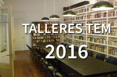 Talleres 2016