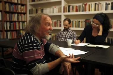 Continúa el taller «Crónicas de viaje» con Christian Kupchik