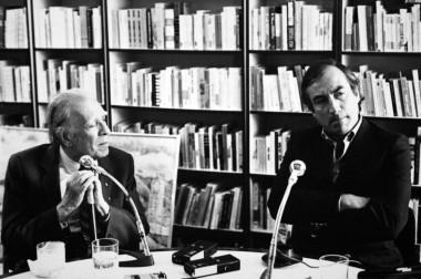 Borges y Tomás Eloy Martínez: un diálogo literario para hacer tangible lo real