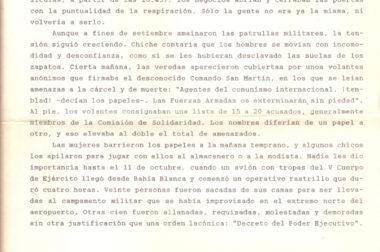 Tomás Eloy Martínez, primer cronista de los horrores y las pasiones de Trelew