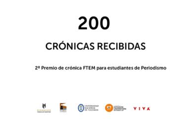 Finalizó la convocatoria para participar del Premio de Crónica Fundación TEM para estudiantes de Periodismo