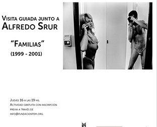 Visita guiada por la muestra «Familias» de Alfredo Srur