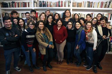 """Se realizó el Taller """"Presentes, herramientas para un periodismo de géneros"""" en Fundación TEM"""