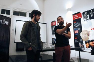 Presentación de plataforma Angular
