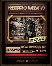 Angular, una plataforma de periodismo narrativo con el foco puesto en problemáticas sociales, crisis, conflictos y acción humanitaria