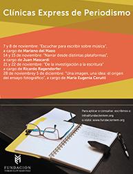 Clínicas Express de Periodismo: soluciones concretas para problemas difusos