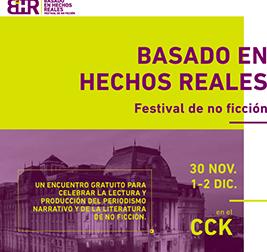 Llega el primer encuentro de Argentina dedicado al periodismo narrativo y la no ficción